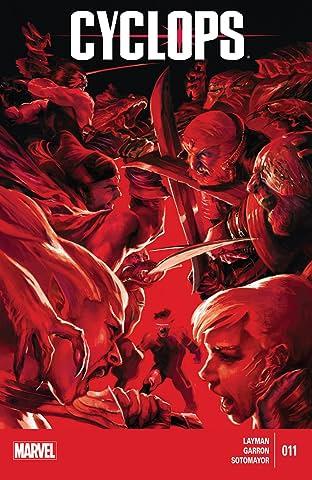 Cyclops (2014-2015) #11