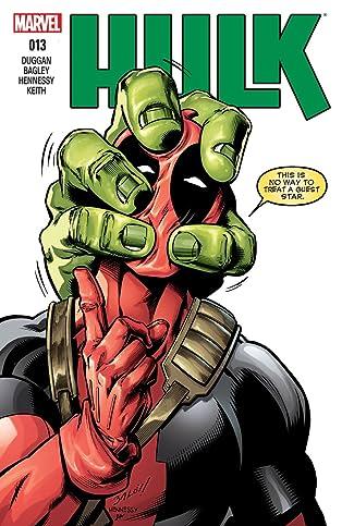 Hulk (2014-2015) #13