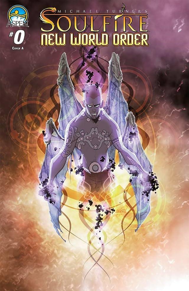 Soulfire: New World Order #0
