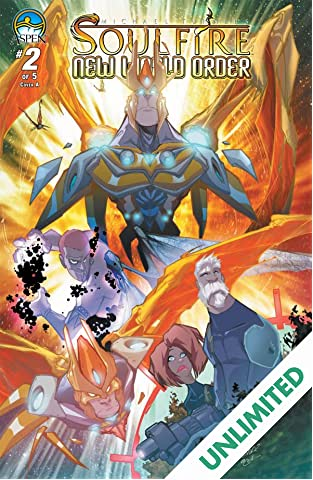 Soulfire: New World Order #2 (of 5)