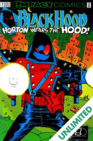 The Black Hood (Impact Comics) #7
