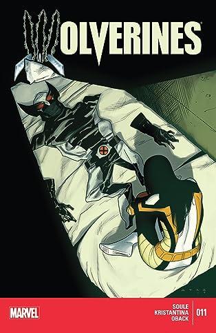 Wolverines (2015) #11