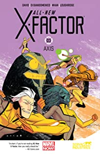 All-New X-Factor Vol. 3: AXIS