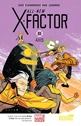 All-New X-Factor Tome 3: AXIS