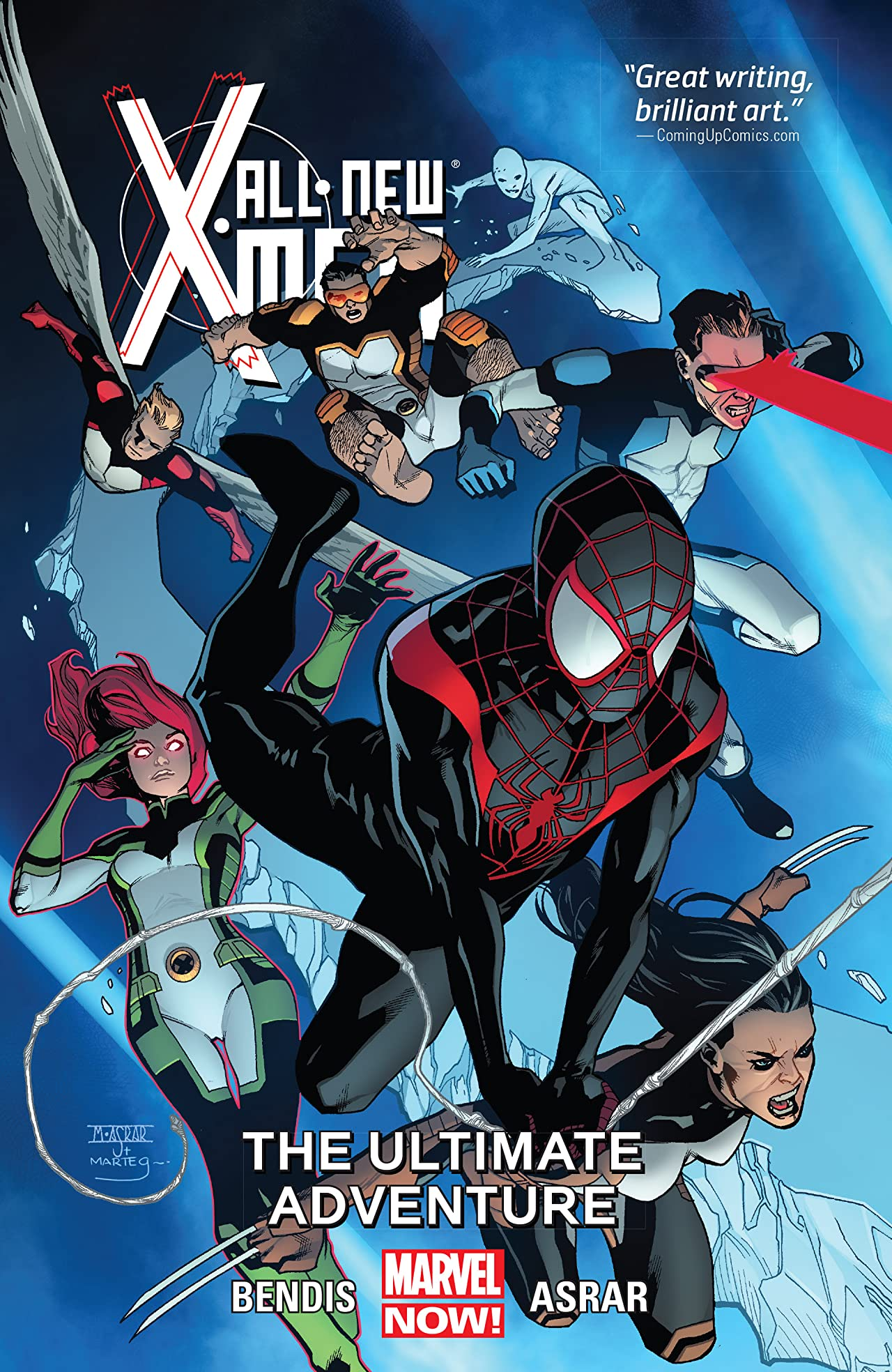 All-New X-Men Tome 6: The Ultimate Adventure