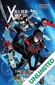 All-New X-Men Vol. 6: The Ultimate Adventure