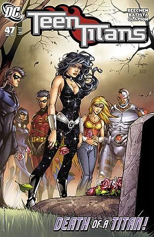 Teen Titans (2003-2011) #47