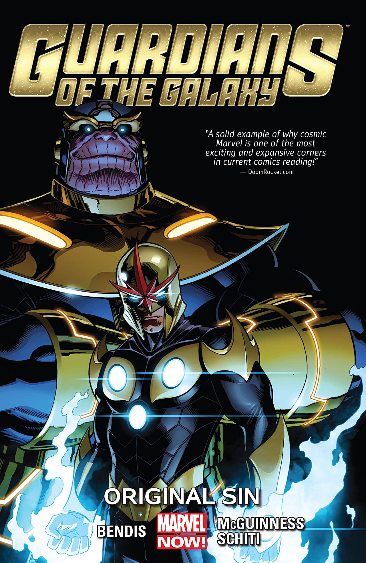 Guardians of the Galaxy Tome 4: Original Sin