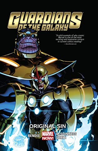 Guardians of the Galaxy Vol. 4: Original Sin