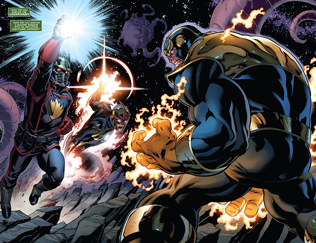 Guardians of the Galaxy Vol. 4: Original Sin