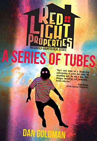 Red Light Properties No.13: A Series of Tubes