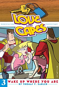 Love and Capes Vol. 3