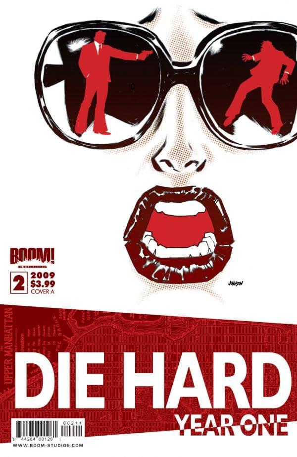 Die Hard: Year One #2