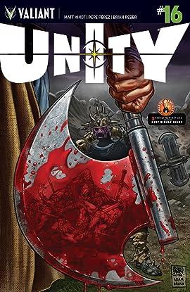 UNITY (2013- ) #16: Digital Exclusives Edition