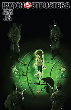 Ghostbusters (2011-2012) #6