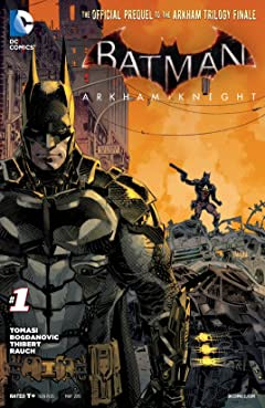 Batman: Arkham Knight (2015-2016): Print Version #1