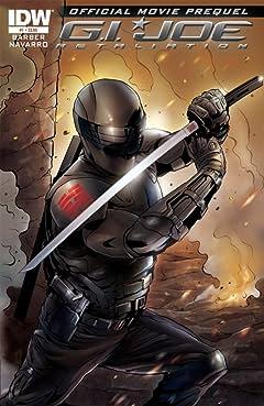 G.I. Joe 2: Movie Prequel - Retaliation #1