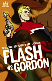 King: Flash Gordon #2 (of 4): Digital Exclusive Edition