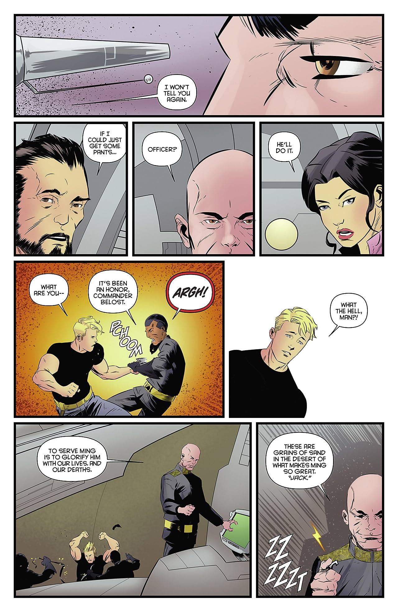 King: Flash Gordon #2 (of 4): Digital Exclusive Edition