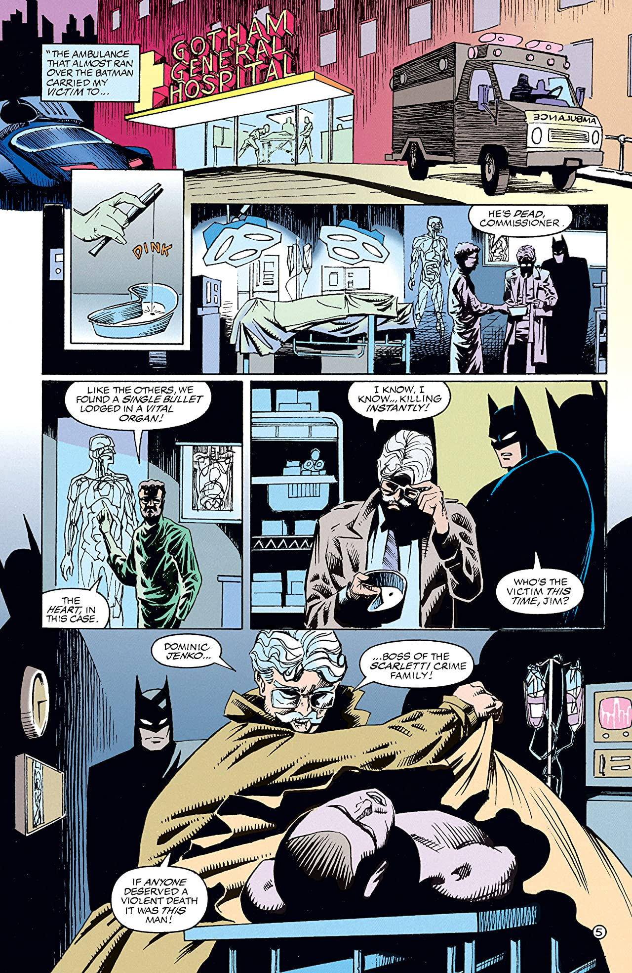 Batman: Legends of the Dark Knight #51