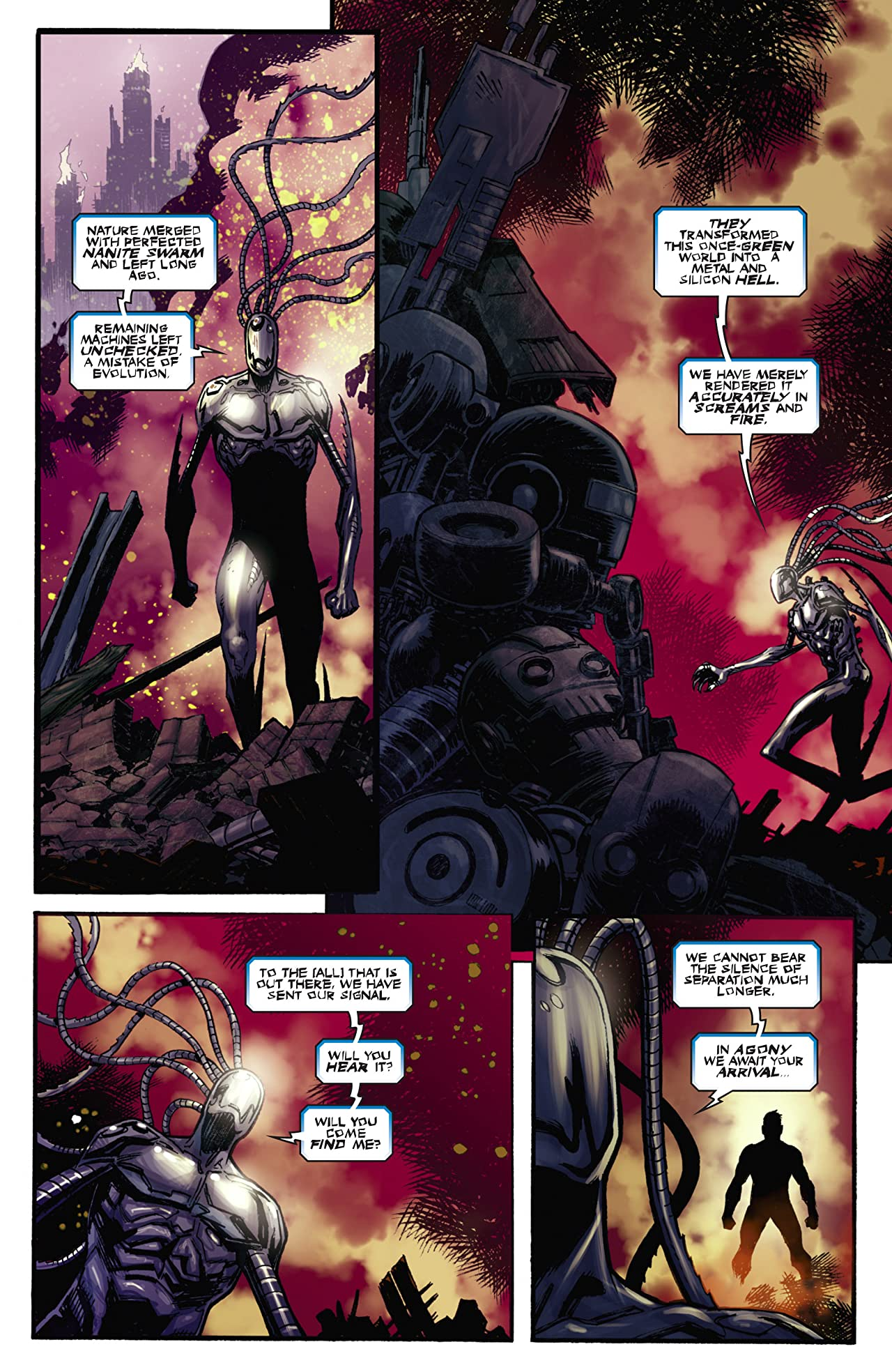 Magnus: Robot Fighter #12: Digital Exclusive Edition