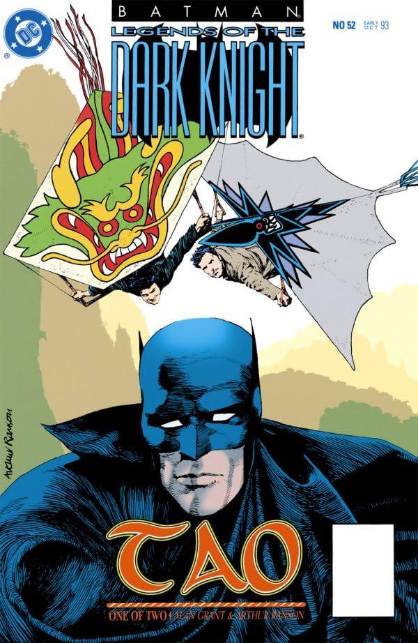 Batman: Legends of the Dark Knight #52