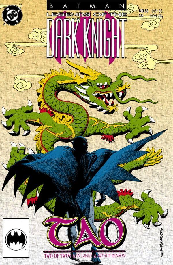 Batman: Legends of the Dark Knight #53