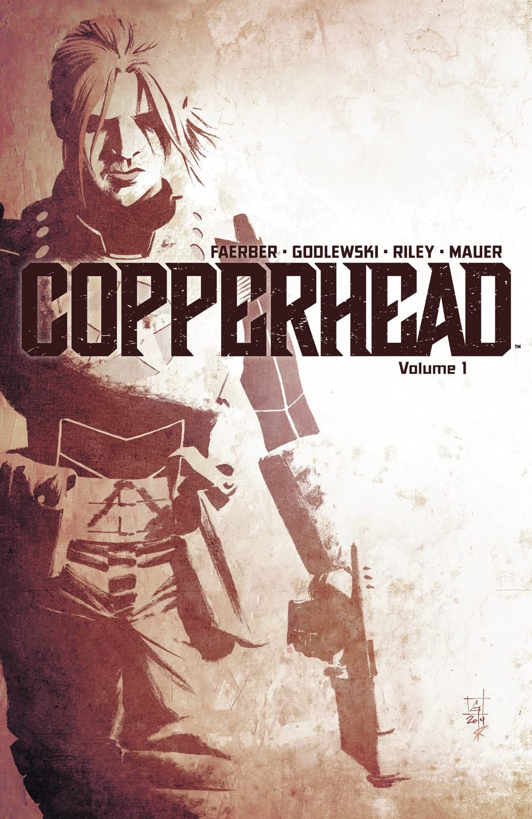 Copperhead Tome 1: A New Sheriff In Town