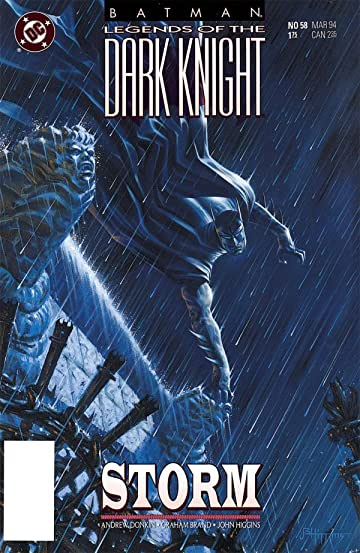 Batman: Legends of the Dark Knight #58