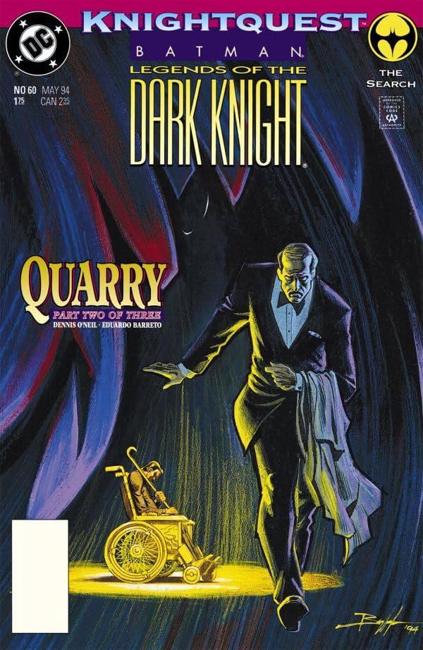 Batman: Legends of the Dark Knight #60
