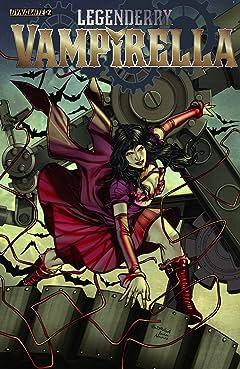 Legenderry: Vampirella #2 (of 6): Digital Exclusive Edition