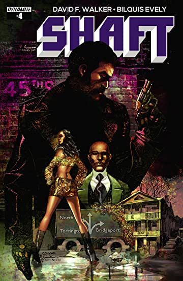 Shaft #4: Digital Exclusive Edition