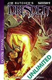 Jim Butcher's The Dresden Files: Down Town #2 (of 6): Digital Exclusive Edition