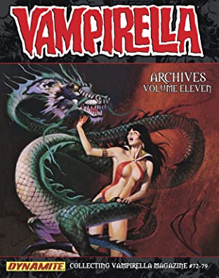 Vampirella Archives Vol. 11