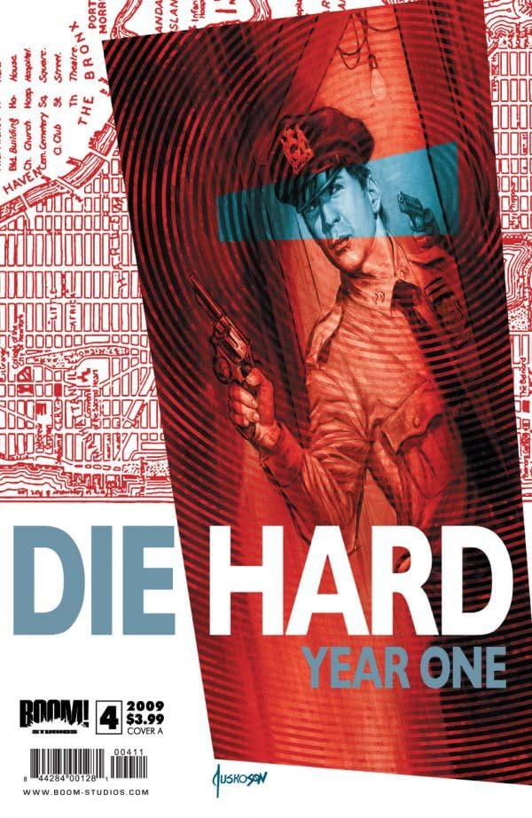 Die Hard: Year One #4 (of 8)