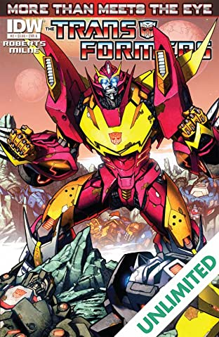 Transformers: More Than Meets the Eye (2011-2016) #2