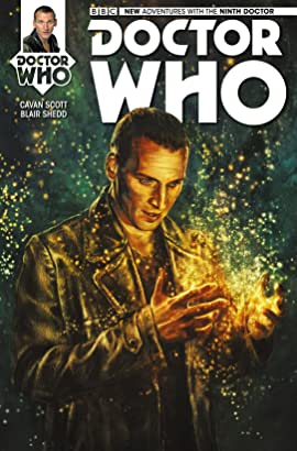Doctor Who: The Ninth Doctor #2