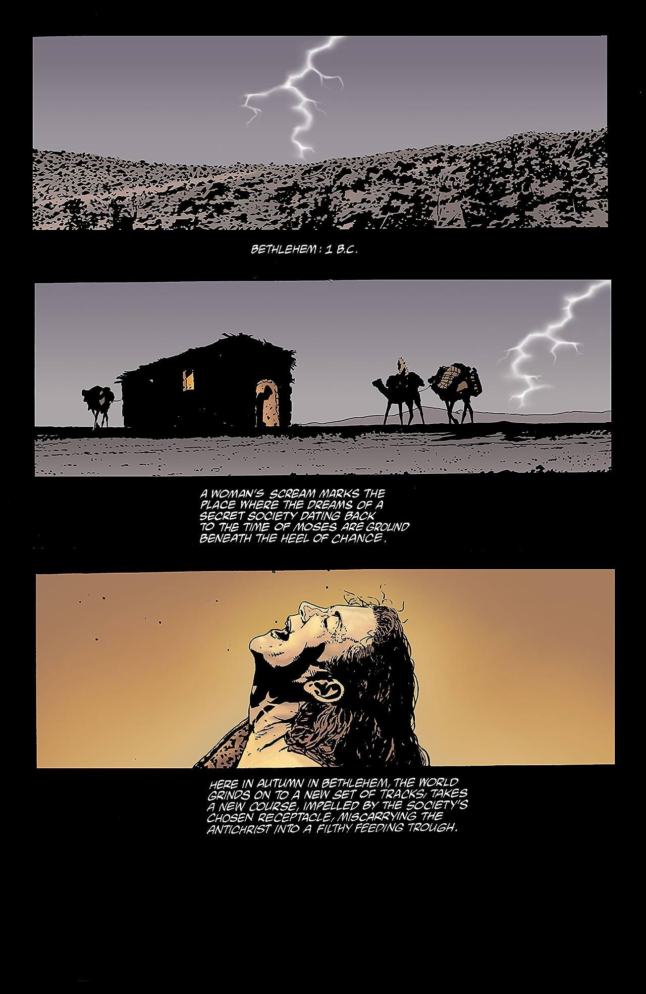 Hellblazer #141