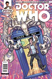 Doctor Who: The Eleventh Doctor No.11