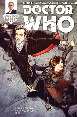 Doctor Who: The Twelfth Doctor No.7