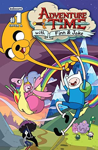 Adventure Time No.1