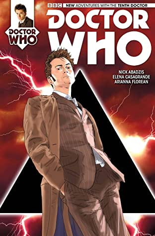 Doctor Who: The Tenth Doctor No.11