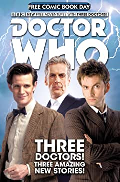 Doctor Who: Free Comic Book Day