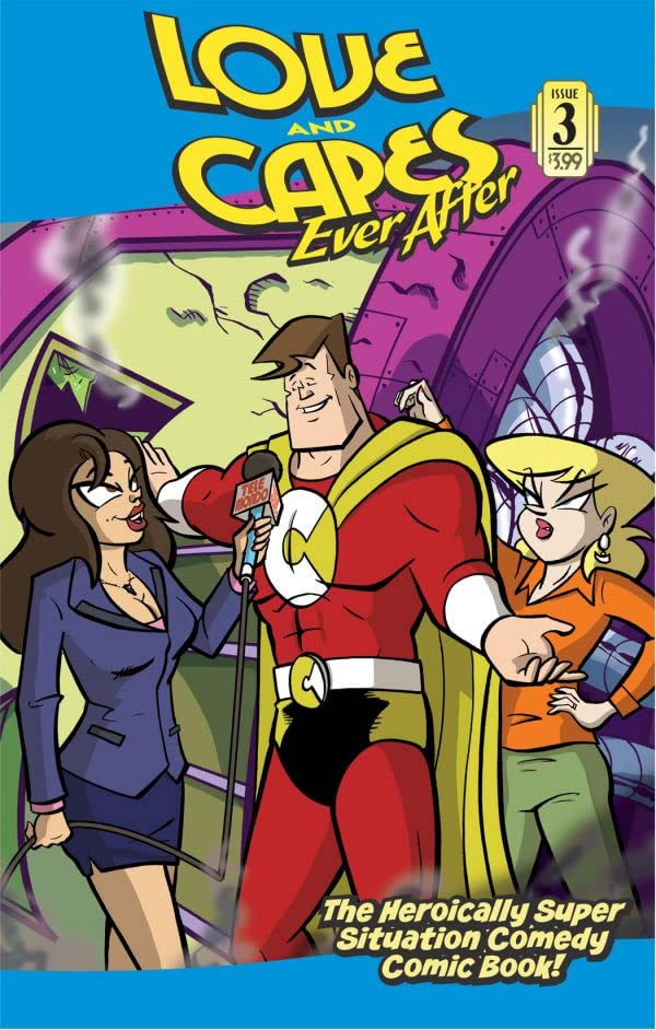 Love and Capes: Ever After #3