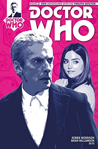 Doctor Who: The Twelfth Doctor No.8
