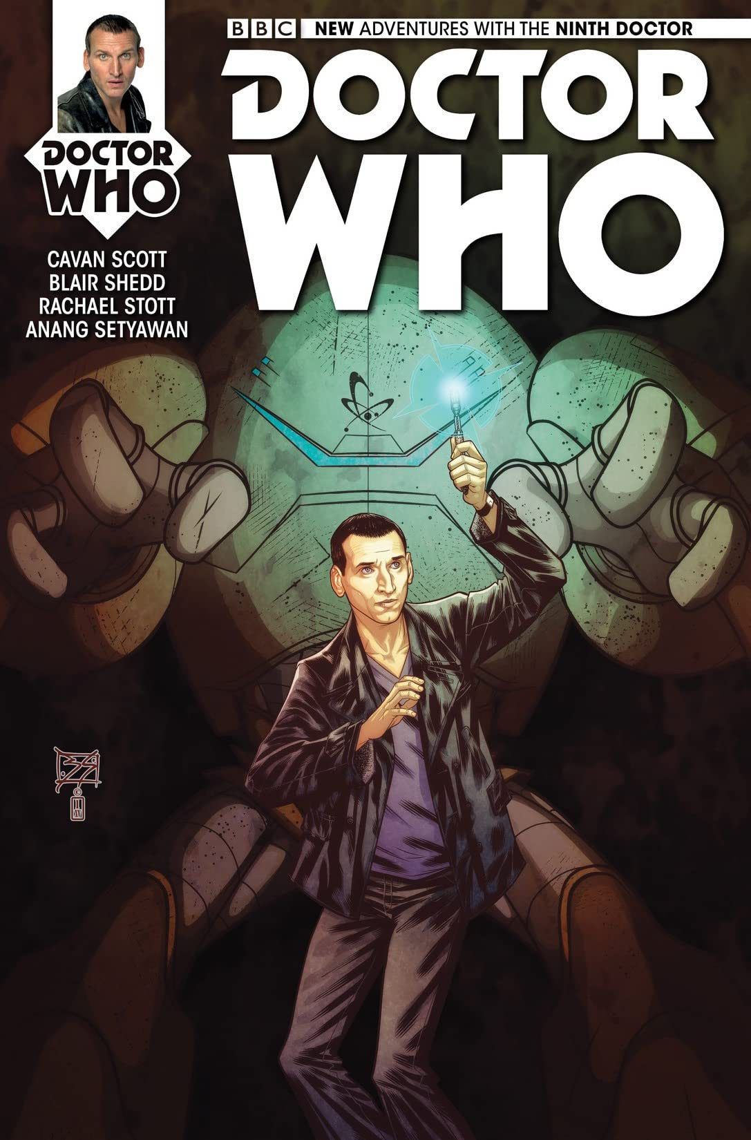 Doctor Who: The Ninth Doctor #3