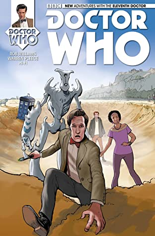 Doctor Who: The Eleventh Doctor No.12