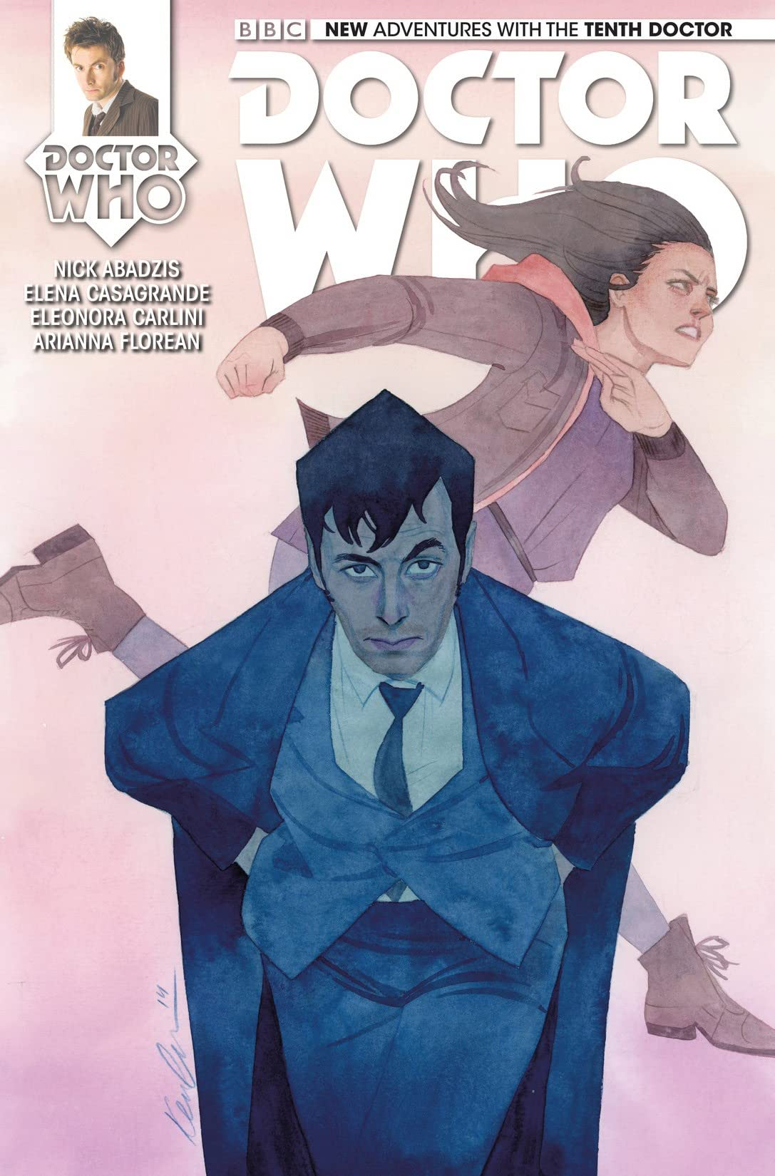 Doctor Who: The Tenth Doctor #12
