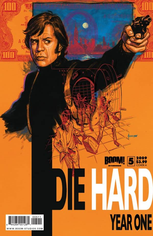 Die Hard: Year One #5 (of 8)