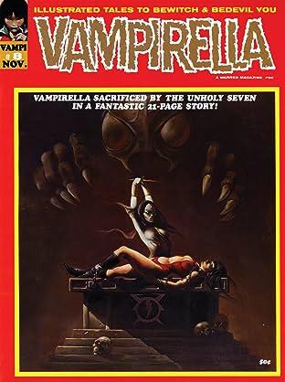 Vampirella (Magazine 1969-1983) #8